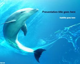 Free Seaworld PowerPoint Template | Free Powerpoint Templates | Education | Scoop.it