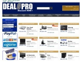 Retrouvez toutes les réductions de Dealopro, bon de réduction Dealopro et code de reduc | codes promo | Scoop.it