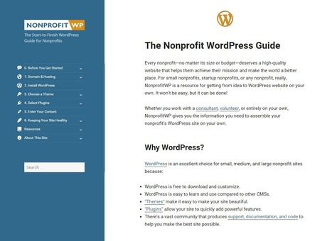 Nonprofit WP: WordPress Guide for Nonprofits | Social Media & sociaal-cultureel werk | Scoop.it