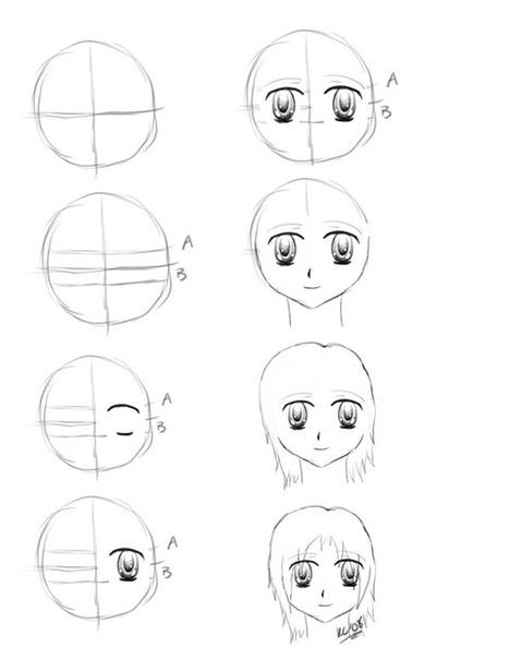 30 tutoriels pour apprendre à dessiner des mangas | Weedle | Time to Learn | Scoop.it