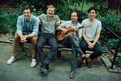 Grizzly Bear Members Are Indie-Rock Royalty, But What Does That Buy Them in 2012? | The New Business of DIY Music | Scoop.it