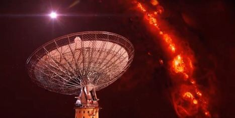 Scientists Baffled By Radio Waves From Another Galaxy | Ciencia-Física | Scoop.it