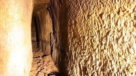 Descubren un túnel debajo del templo romano de Vic | Arqueología romana en Hispania | Scoop.it