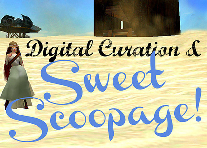 Digital Curation & Sweet Scoopage | The Daring Librarian | The Information Professional | Scoop.it