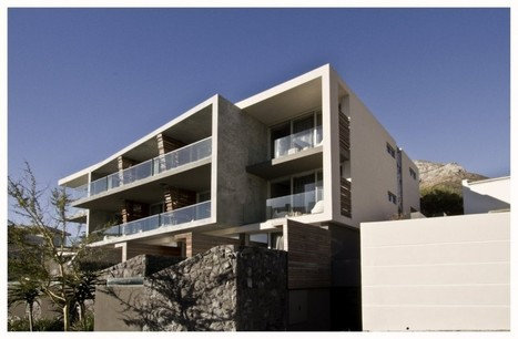 POD Hotel in Camps Bay by Greg Wright Architects | Awesome Architecture | Scoop.it