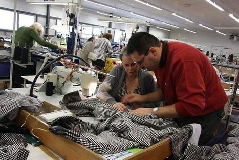 Dans l'agglo, le textile a investi le créneau du luxe. Info - Caen.maville.com   Initiatives Emploi et Formation   Scoop.it