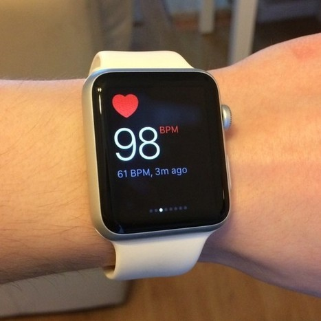 Could current Apple Watches also measure blood oxygen saturation? -- AppAdvice | mHealth- Advances, Knowledge and Patient Engagement | Scoop.it