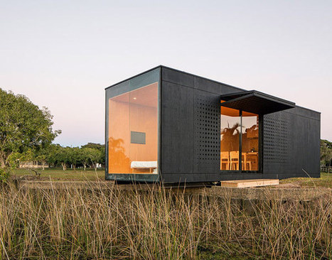Prefab House Mini Modern by MAPA | POC+P architects | Scoop.it