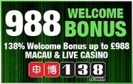 Get UK Casino Bonuses at 138.com Online UK Casino | Play UK Casino Games and Sportsbook at 138.com | Scoop.it