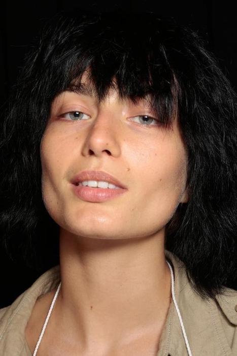 Marc Jacobs, directamente, apuesta por la cara lavada en la NYFW | Beauty Trends | Scoop.it