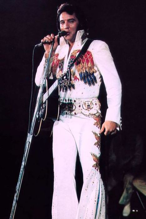 Elvis Presley's possessions flown to the UK as exhibition heads to London's O2 - Express.co.uk   Elvis   Scoop.it