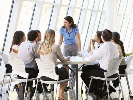 How to Enter Any Group Situation with Confidence | Teaching Business and Interpersonal Communication in a Business Communication Course | Scoop.it