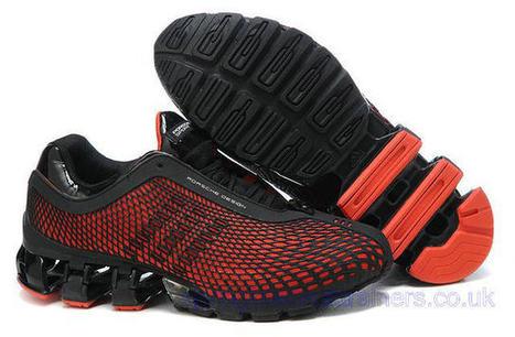 Adidas Porsche Design Sport Bounce S3 Running Trainers Red Black.jpg (640x420 pixels) | springbladeuktrainers.co.uk | Scoop.it