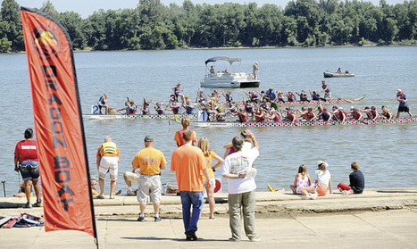Evansville team uses experience, repeats as Dragon Boat champs - messenger-inquirer | Paddler News | Scoop.it