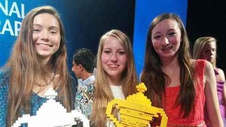 « Google Science Fair » : trois jeunes irlandaises ont remporté le grand prix   Patrick Fornas   Scoop.it