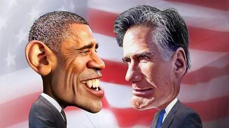 #election2012 Obama and Romney: War Is Peace | The greatest weapon is not a gun. Nor it is nuclear. It is information control | Scoop.it
