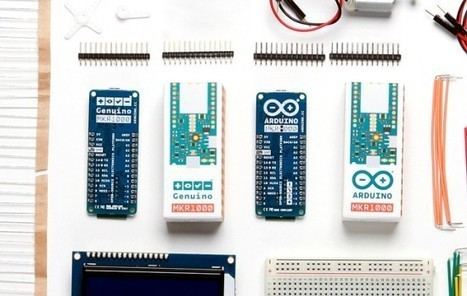 Arduino Blog – Arduino and Genuino MKR1000 now available in our stores | embedded fun | Scoop.it