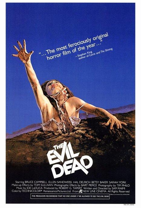 Screenwriter Diablo Cody Talks EVIL DEAD Remake; Calls it 'Unbelievably Violent' | Screen Right (Screenwrite) | Scoop.it