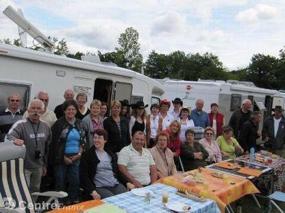 Les camping-caristes réclament des aires d'accueil dans le Pithiverais - La République du Centre | caravaning | Scoop.it