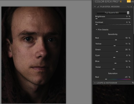 500px / Blog / Photo Tutorial: Chiaroscuro Portraits | Portrait photography | Scoop.it