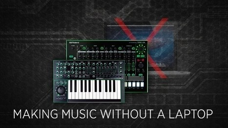 Making Music Live with Synths, Drum Machines and more   Electro   Scoop.it