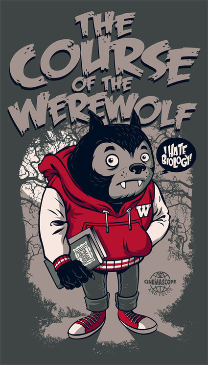 40 Cool and Creative T-Shirt Illustration Designs | CRAW | Scoop.it