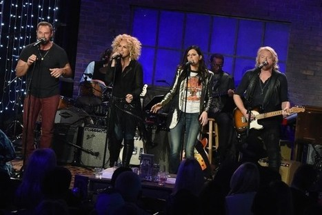 Little Big Town Grateful for Success of 'Girl Crush' | Country Music Today | Scoop.it