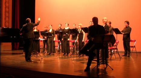 Concert du chœur de chambre Mélisme(s) à l'opéra de Rennes récit romantique d'un trio amoureux | Opéra de Rennes | Scoop.it