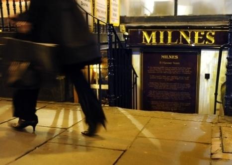 Rose Street, Edinburgh's poets' playground, set for £1m revival - Features - Scotsman.com | Today's Edinburgh News | Scoop.it