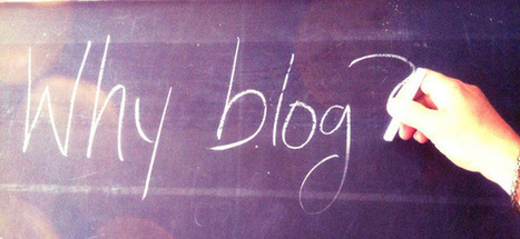 Le blog de marque est-il encore utile ? | Digital Marketing | Scoop.it