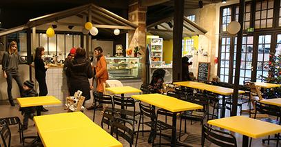 Un espace kids friendly au coeur de Paris | clelia | Scoop.it