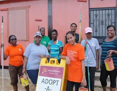 Twitter / CIBC_FCIB: BELIZE: Dangriga Branch staff ... | Belize | Scoop.it