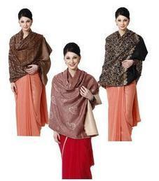 Buy Fidato Black, Brown & Beige Shawls Combo Only @Rs. 799 | Online Shopping And Discounts | Scoop.it
