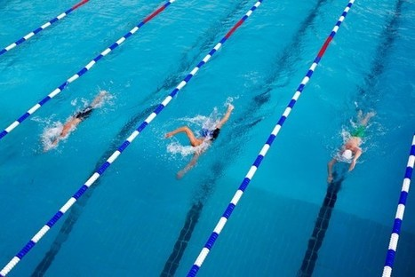 One-Hour Workout: Strong-Steady Swim Set | Tri Junk | Scoop.it