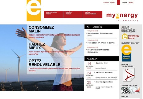 myenergy-conseils écologiques, etc...   Luxembourg (Europe)   Scoop.it