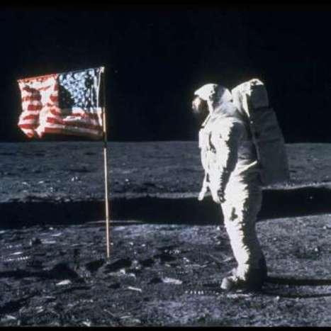 Ocho teorías que descartan la llegada del hombre a la Luna - Terra España | Ciencias de la vida | Scoop.it