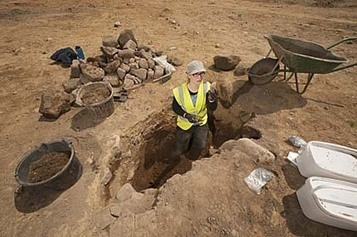 GB : Archaeologists find Bronze Age settlement beneath Aberdeen park and ride site | World Neolithic | Scoop.it