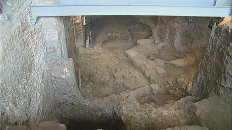 Une découverte archéologique extraordinaire au coeur de Rome | euronews, science | Formule | Scoop.it