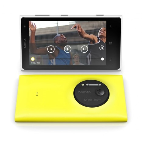 Lumia 1020! Can be lucky for Nokia this time? | Best Android,HTC,iPhone, Gadget Tips And Tricks | Scoop.it