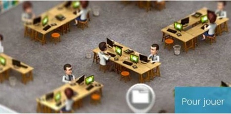 Trouvez le job de vos rêves grâce à un jeu vidéo | Recrutement et RH 2.0 l'Information | Scoop.it