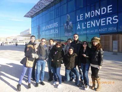 Les étudiants du Master Tourisme de passage dans les Bouches-du ... | office de tourisme landes | Scoop.it