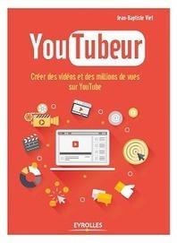 Concours (10 ans) : le livre YouTubeur à gagner ! | Freewares | Scoop.it