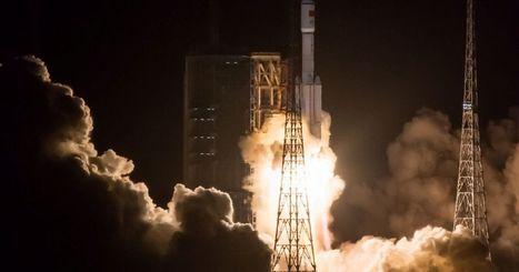 China successfully refuels a satellite in orbit | Outbreaks of Futurity | Scoop.it