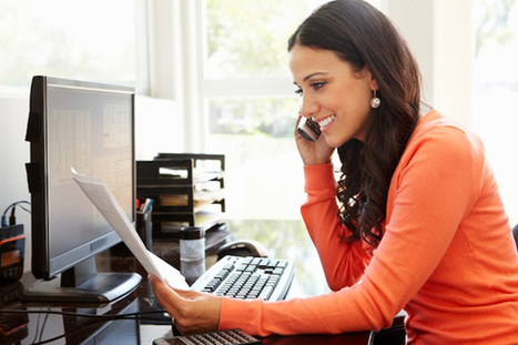 8 Steps to a Successful Phone Interview - Careers | iaam | Hospitality university graduates | Scoop.it