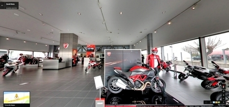 Ducati Adds another Google Maps Official Location | Ductalk Ducati News | Scoop.it