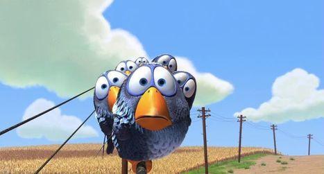 Los 5 mejores cortos de Pixar | El colador | Scoop.it