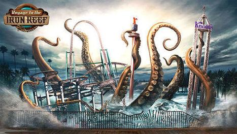 Battle the Mighty Kraken at Knott's Berry Farm! | Travel & Hospitality | Scoop.it