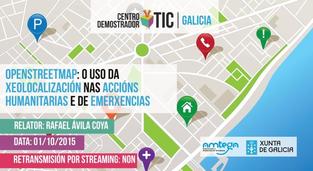 OpenStreetMap: el uso de la geolocalización en las acciones humanitarias y de emergencias