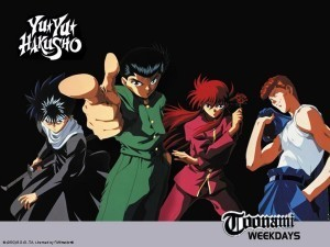 Yu Yu Hakusho | Anime and fantasy | Scoop.it