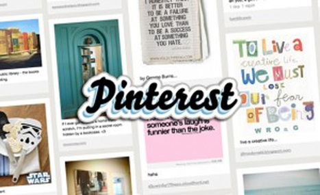 The Secret History of Pinterest — REVEALED!   Social media and education   Scoop.it